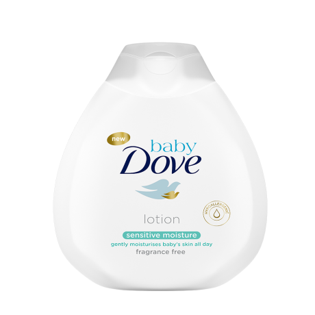 Baby Dove Sensitive Moisture Bar 75g